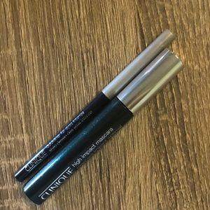 CLINIQUE Eye Make Up Bundle Mascara + Eyeliner